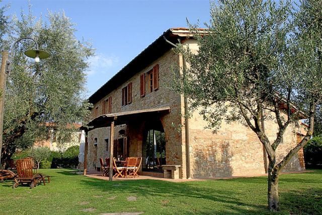 VILLA TOSCANA - Image 1 - Ulignano - rentals