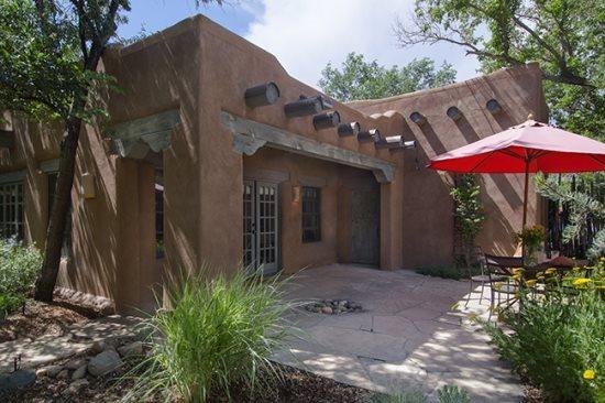 Exterior - Casita de Guadalupe - Santa Fe - rentals