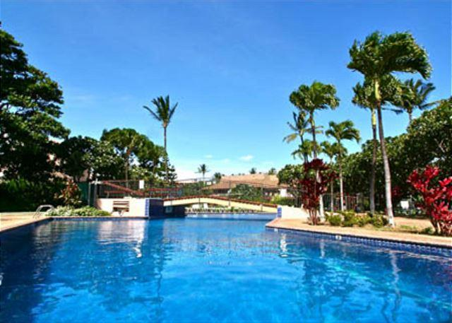 Koa Pool - Koa Resort 3 bedroom 2 bath condo with air conditioning - Kihei - rentals