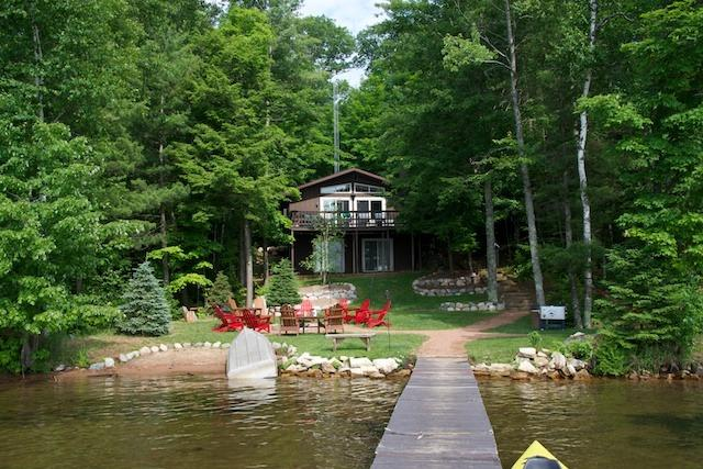 Private Rental - Little Bear & Great Bear Cabins - Star Lake - rentals