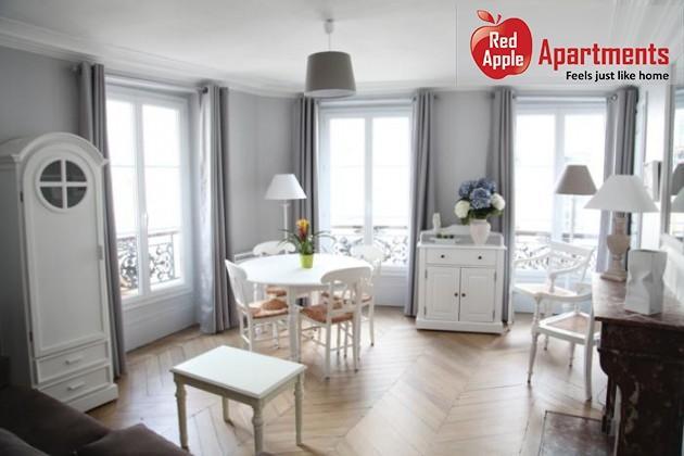 Stylish One Bedroom - 6655 - Image 1 - Paris - rentals