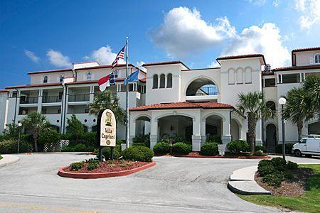 Villa Capriani Front - Villa Capriani 303 A - North Topsail Beach - rentals
