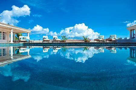 Beau Rivage - Magnificent villa on beach, sparkling pool & numerous activities nearby - Image 1 - Terres Basses - rentals