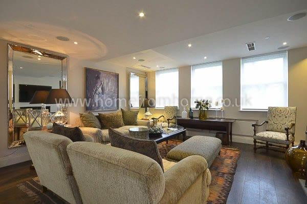 Luxury mews house – Kensington High Street - Image 1 - London - rentals