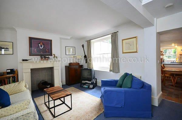 Min. stay 90 days. Traditional 1 bedroom apartment with garden- - Image 1 - London - rentals