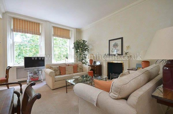 Elegant period apartment with roof terrace- Knightsbridge - Image 1 - London - rentals
