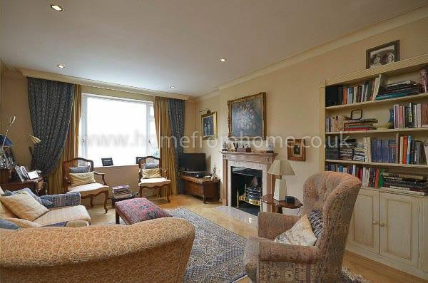 Delightful and classic period home – South Kensington - Image 1 - London - rentals
