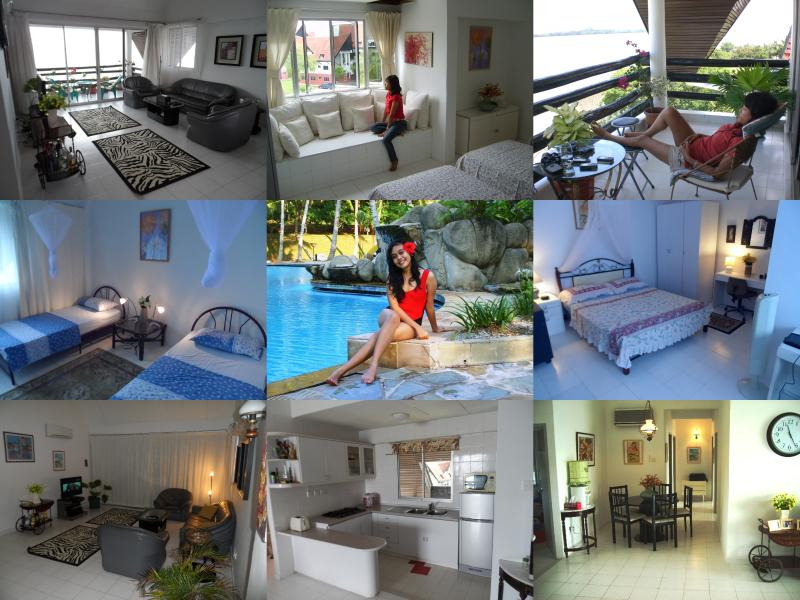 Enough Room for 8 persons - Batamholiday Apartment - Batam - rentals
