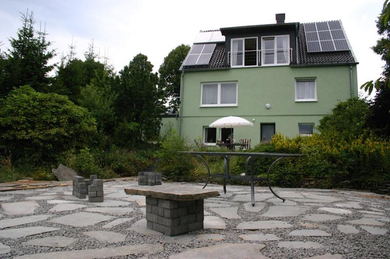 We are creating a terrace for large groups - 4 Star Apartment - Die Sonnenseite - Monschau - rentals