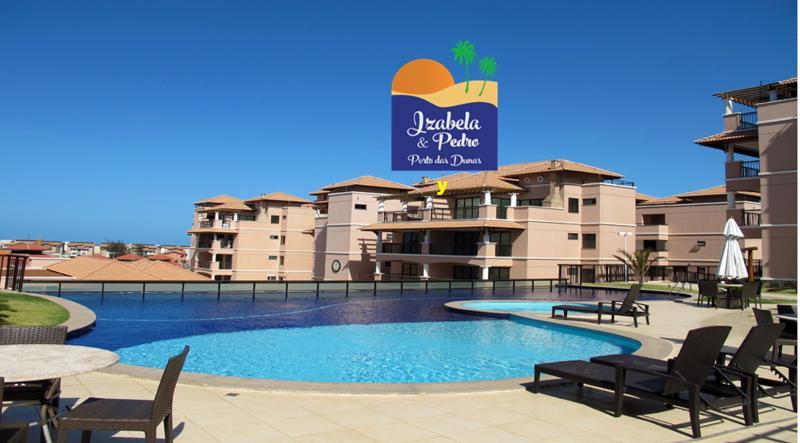 """Qualidade e conforto.  Nossa prioridade e sua felicidade.  - Aluguel por temporada apartamento  """"Beach Park - Aquiraz - rentals"""
