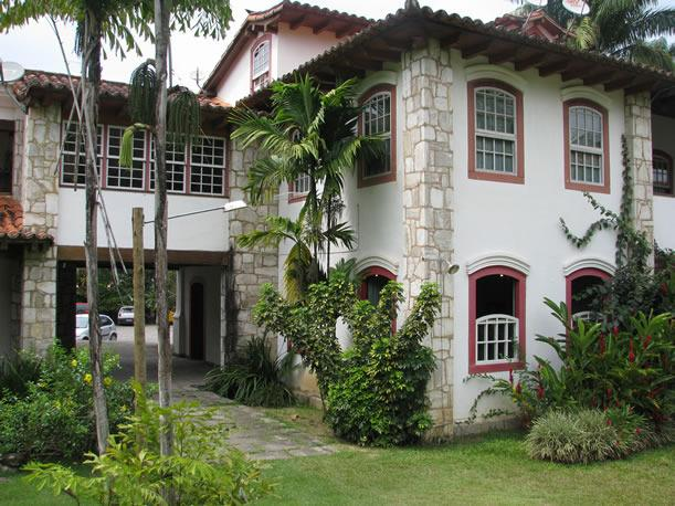 The loft outside - Stylish loft in splendid location in Paraty! - Paraty - rentals