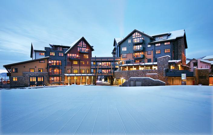 Ski in - Slopeside! One Steamboat Place - Maroon Mountain - Boston - rentals