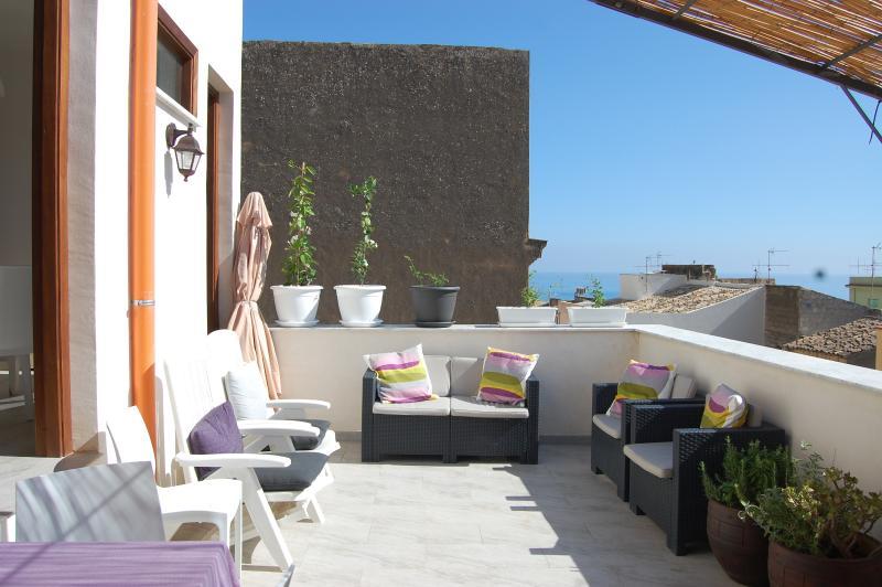 Terrace - B&B - Castellammare del Golfo - rentals