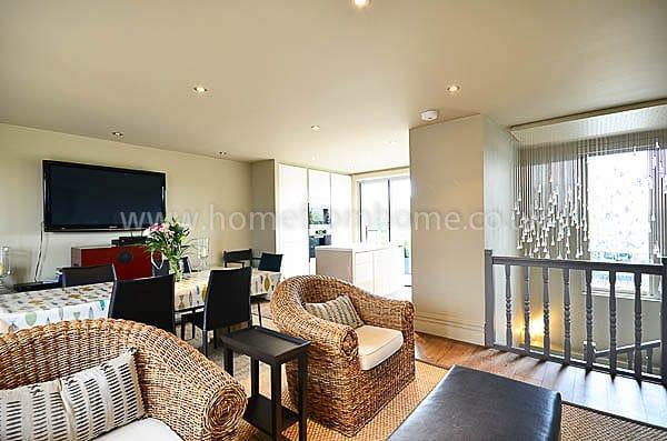 Immaculate and stylish Victorian apartment, with outdoor patio- South Kensington - Image 1 - London - rentals