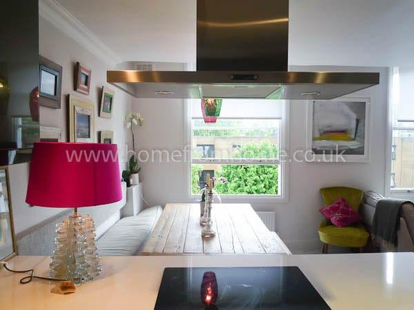 Bright & cheerful Notting Hill apartment for short lets - Image 1 - London - rentals