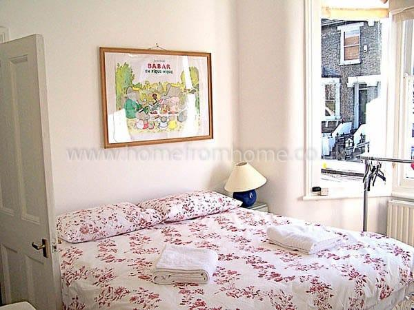 Lovely large family home to sleep 8- Hammersmith - Image 1 - London - rentals