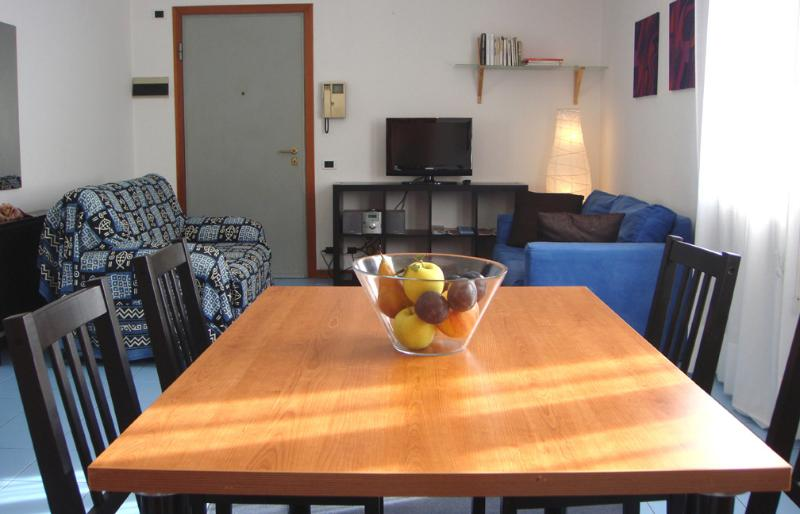 sala da pranzo - Elegant  apartment in the historical center - Ravenna - rentals
