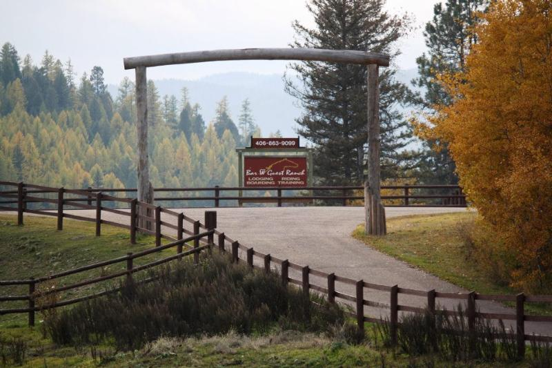 Bar W Guest Ranch - Image 1 - Whitefish - rentals