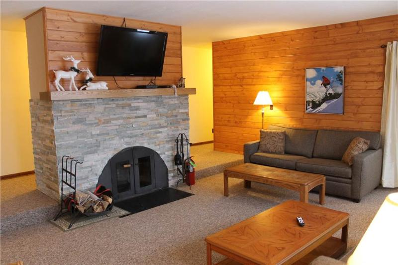 Located at Base of Powderhorn Mtn in the Western Upper Peninsula, A Pleasant Trailside Home with Hot Tub, Brick Fireplace & Allows Dogs - Image 1 - Bessemer - rentals