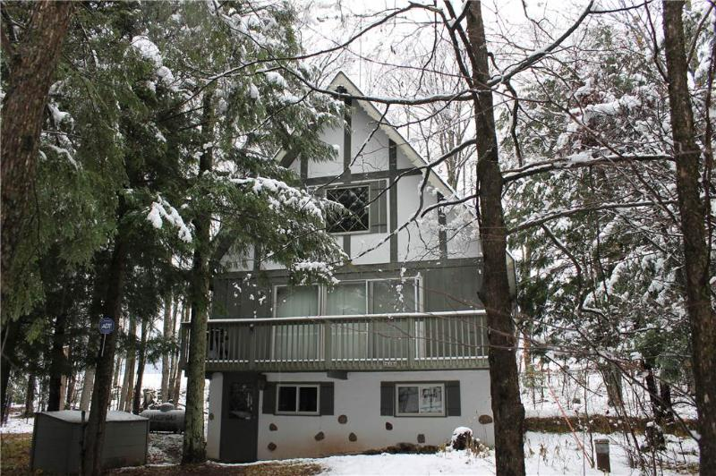 Located at Base of Powderhorn Mtn in the Western Upper Peninsula, A Charming & Spacious Home with a Large Rec Room - Image 1 - Ironwood - rentals