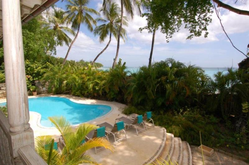 Luxury 6 bedroom Barbados villa. On Sandy Lane Beach! - Image 1 - Barbados - rentals