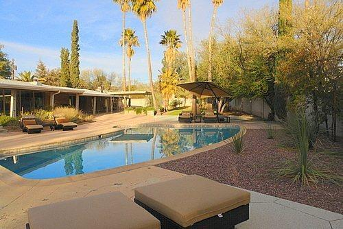 Private Resort In The Middle of Town - Image 1 - Tucson - rentals