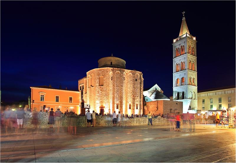 Zadar a treasury of a 3000-year- old cultural and historical heritage - Apartment with Balcony in 3000 yrs old town - Zadar - rentals