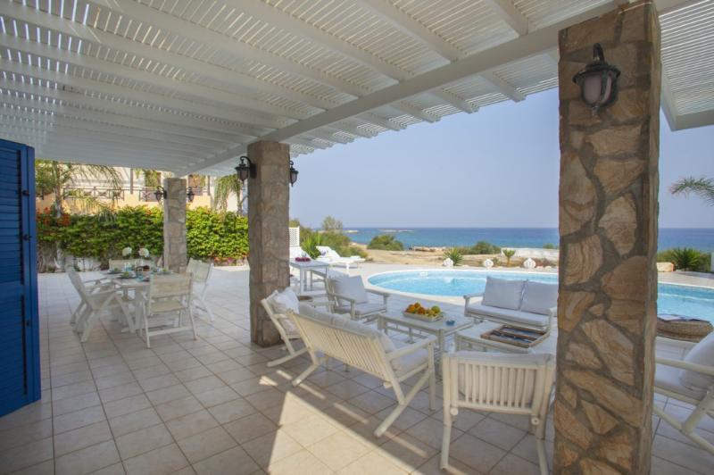 PRTV1 Mimoza Seafront Villa - Platinum Collection - Image 1 - Protaras - rentals