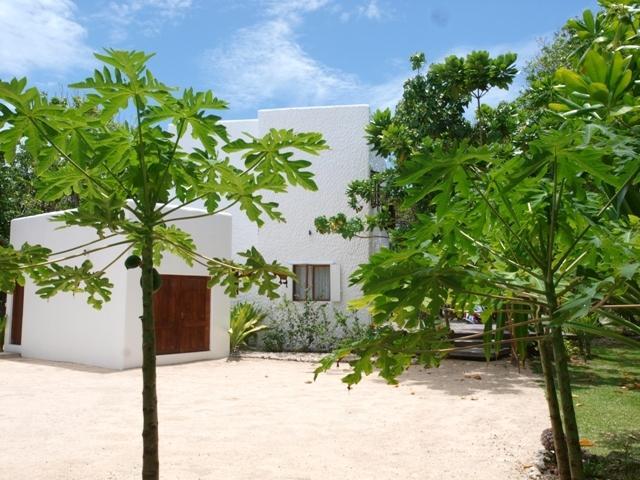 Papaya Villa - Private & Romantic Beachfront Villa - Efate - rentals