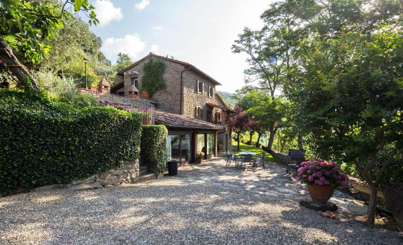 Villa dei Ciliegi: the pool is a dream - Image 1 - Cortona - rentals