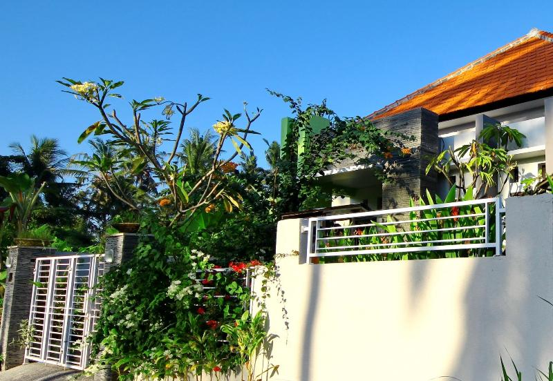 Front View. - Perfect Hideaway Close to Keramas Surfing Beach - Gianyar - rentals