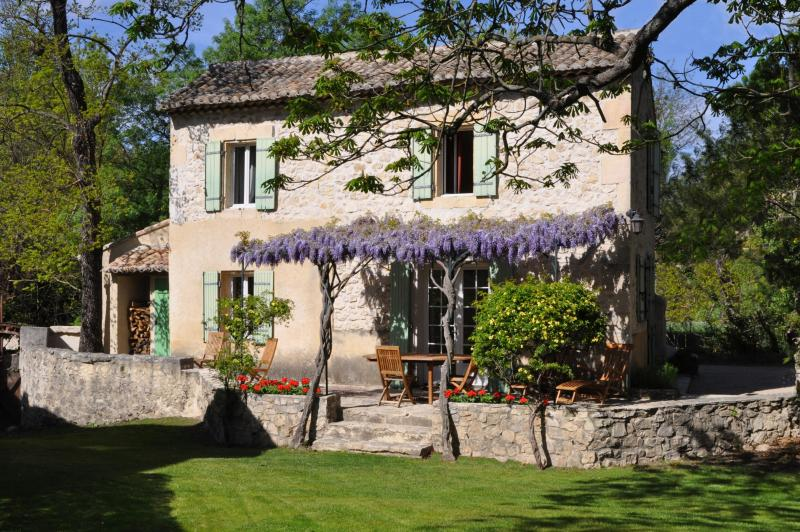Charming cottage on historic 15th c mill & estate - Image 1 - Saint-Remy-de-Provence - rentals