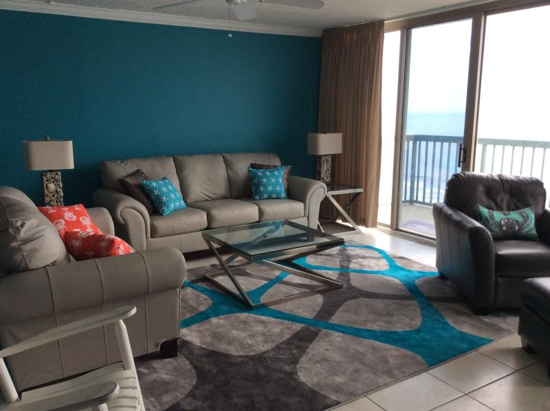"Living Room - Beauty on the Beach with ""Netflix"" - North Myrtle Beach - rentals"