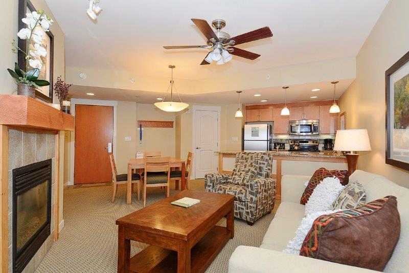 Spacious one bedroom - Fraser Crossing 3307 - Winter Park - rentals