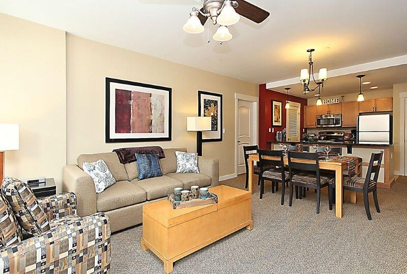 Open concept condo, perfect for socializing with friends and family - Founders Pointe 4285 - Winter Park - rentals