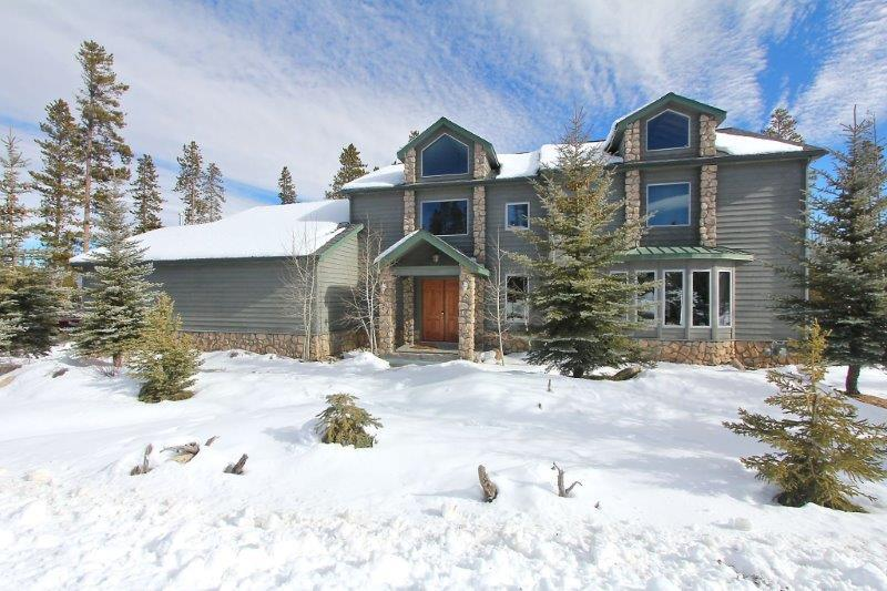 Beautiful stand alone home above Winter Park - Eagle Wind Lodge - Winter Park - rentals
