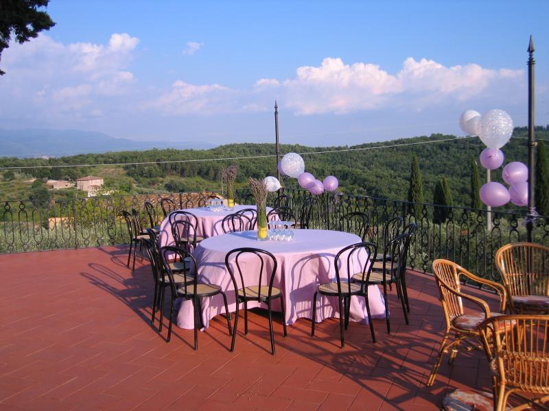 Beautiful Large Villa Close to Florence - Villa Gialla - 14 - Image 1 - Rignano sull'Arno - rentals