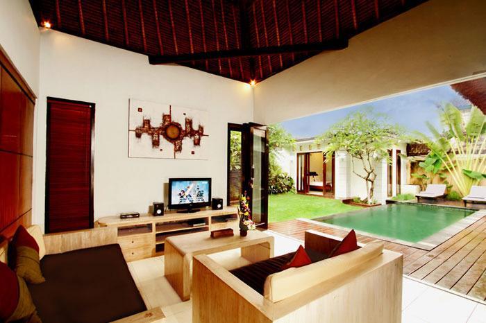 Villa Abimanyu II - 3 Bedroom Villa - Seminyak Budget Villas - 1,2,3,5,7 or 10 Bedrooms - Seminyak - rentals