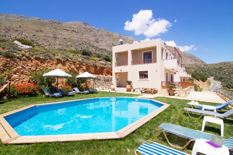 2 Villas Complex in Rethymno area - Image 1 - Triopetra - rentals