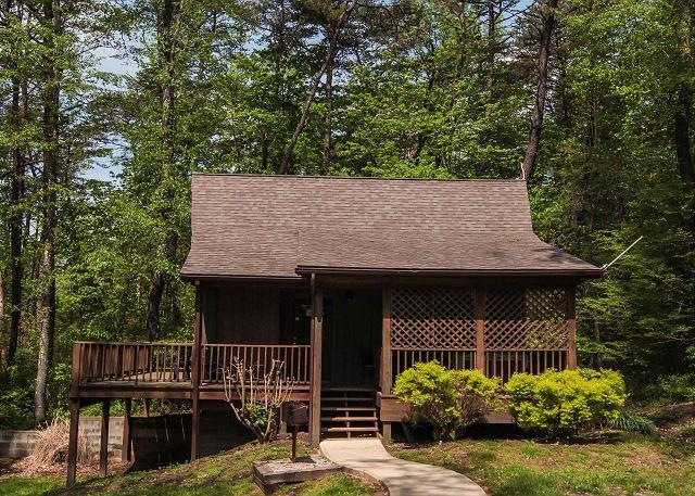 Private Hocking Hills Cabin - Image 1 - Logan - rentals