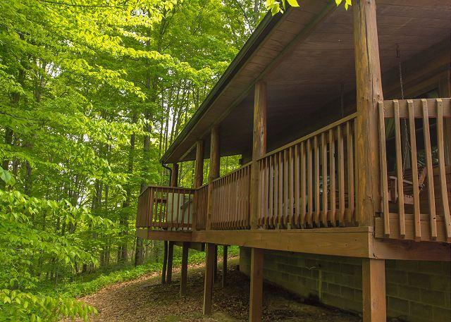 Oakridge | Hocking Hills - Image 1 - South Bloomingville - rentals