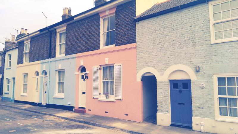 The one with the shutters - Admirals Rest, vintage boutique cottage in Deal - Deal - rentals