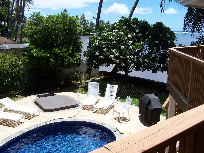 Honolulu Oceanfront  4 bed/4 bath w/pool/spa - Image 1 - Honolulu - rentals