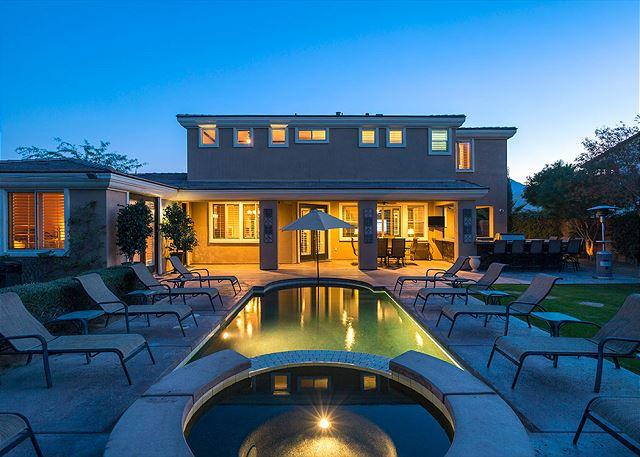 'Orchard' Sport Court, Ping Pong, Pool, Spa - Image 1 - La Quinta - rentals