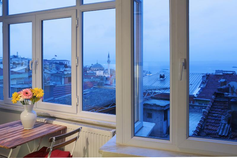 1 - Istanbul - Very Central Panaromic 2 BR Apt - Istanbul - rentals