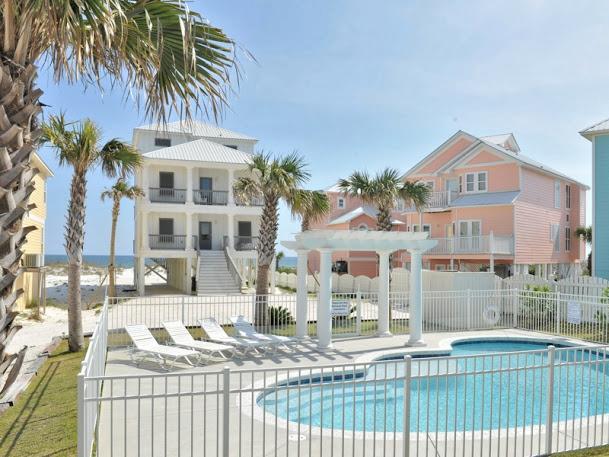 Romar House @ Beachside!!! Gulf Frnt W/Prvtpool! - Image 1 - Orange Beach - rentals