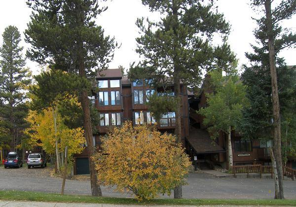 Four O'Clock Lodge - Four OClock Lodge 3 bed loft B - Breckenridge - rentals