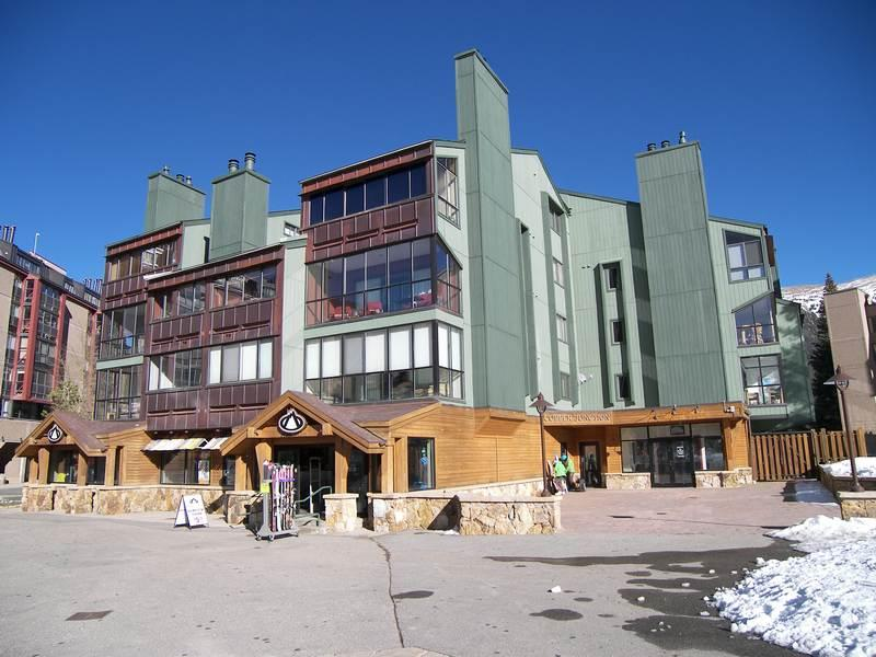 Copper Junction - Copper Junction 1 Studio Loft - Copper Mountain - rentals