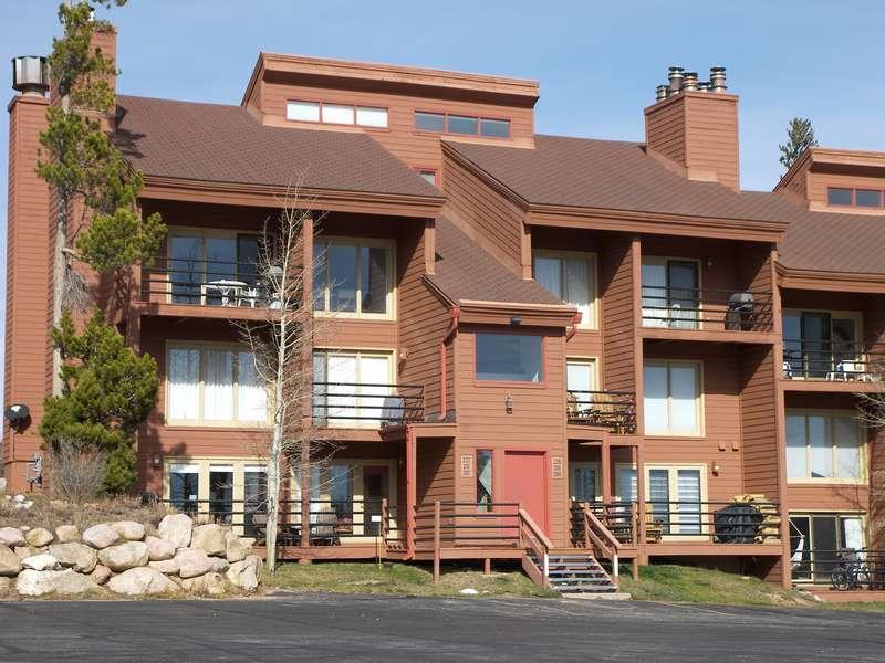 Timber Ridge - Timber Ridge 2 Bed 2 Bath - Silverthorne - rentals