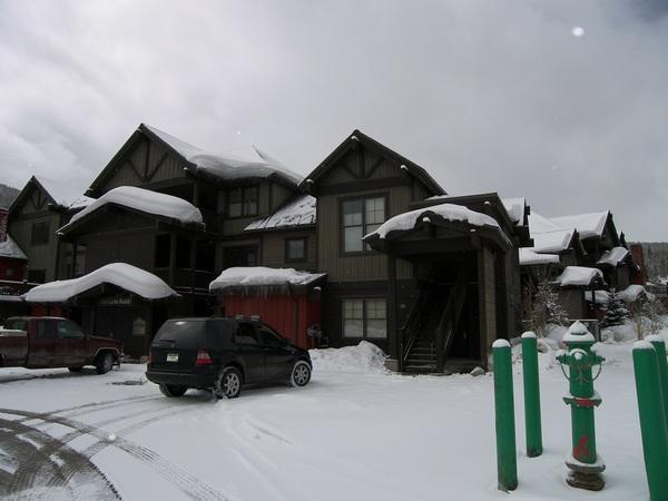 The Cache CUTW ~ RA4200 - Image 1 - Copper Mountain - rentals